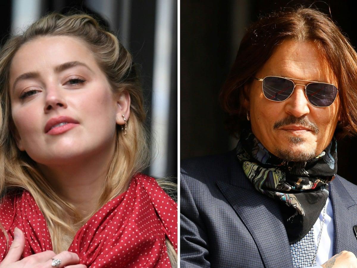 Johnny Depp loses Libel Case Against Former Spouse Amber Heard