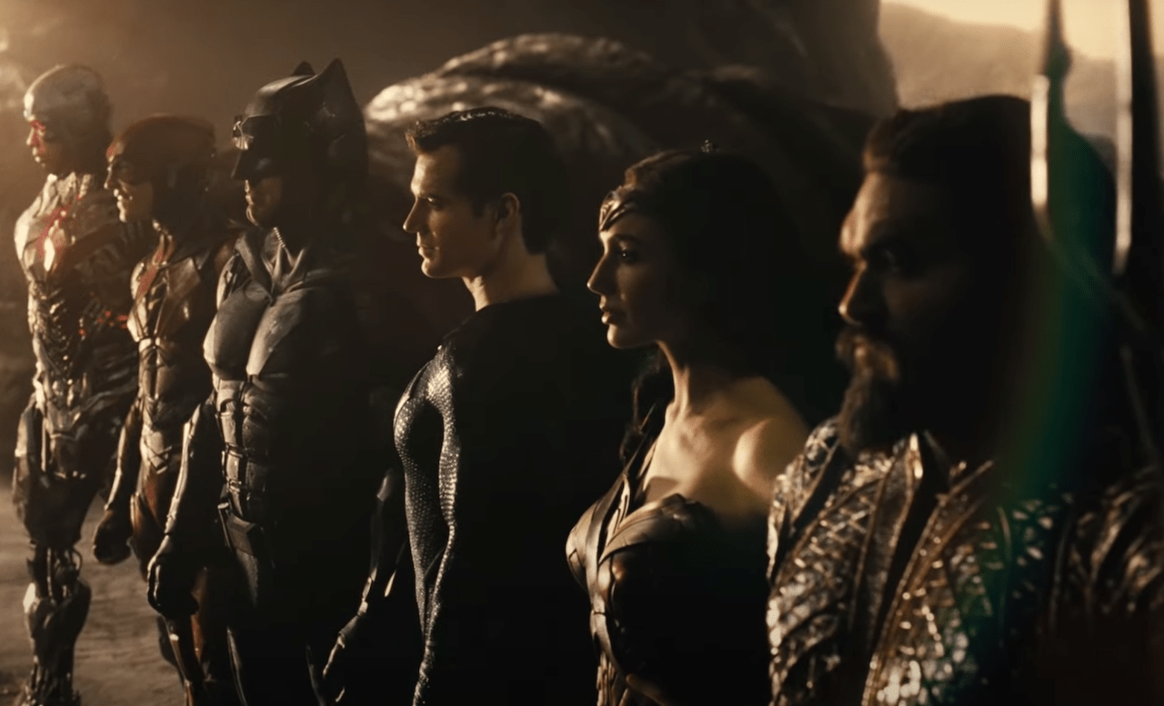 Zack Snyder's Justice League Trailer had additional Superman and Cyborg Scenes.
