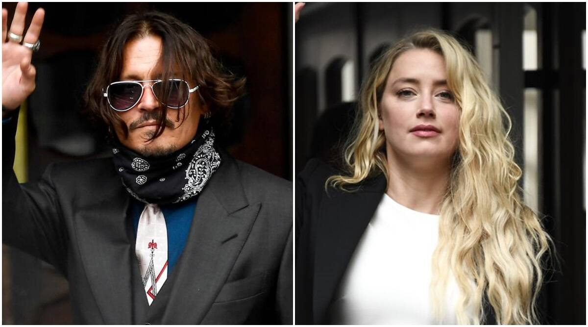 American Actor Johnny Depp loses Libel Case Against Former Spouse Amber Heard