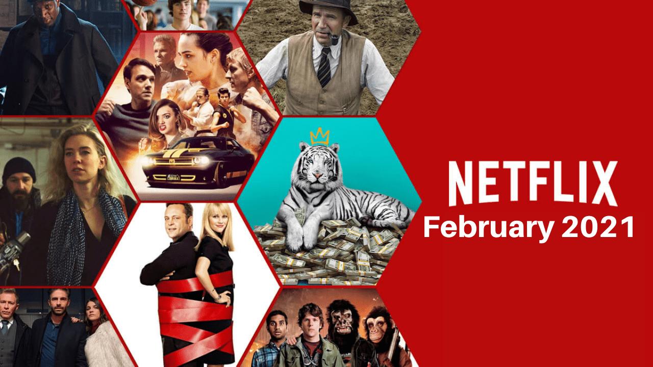 Neu Netflix Januar 2021