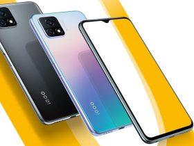 IQOO Launch New iQOO U3 With Dimensity 800U Flag Ship Smartphone