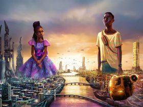 Disney Announced Iwájú, a Sci-fi Show Set In Wakanda-Like World