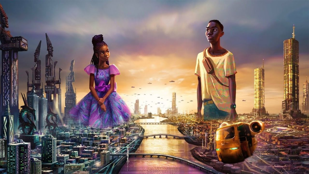 Disney Announced Iwájú, a Sci-fi Show Set In Wakanda-Like World