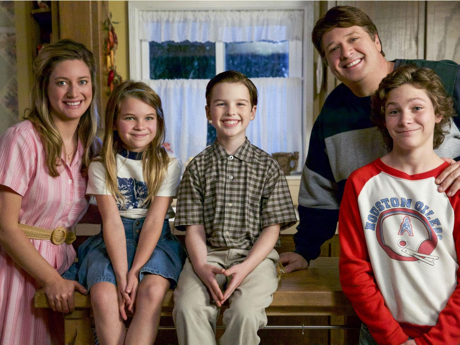 Television Most Watched Sitcom Series Young Sheldon Suspends Shooting