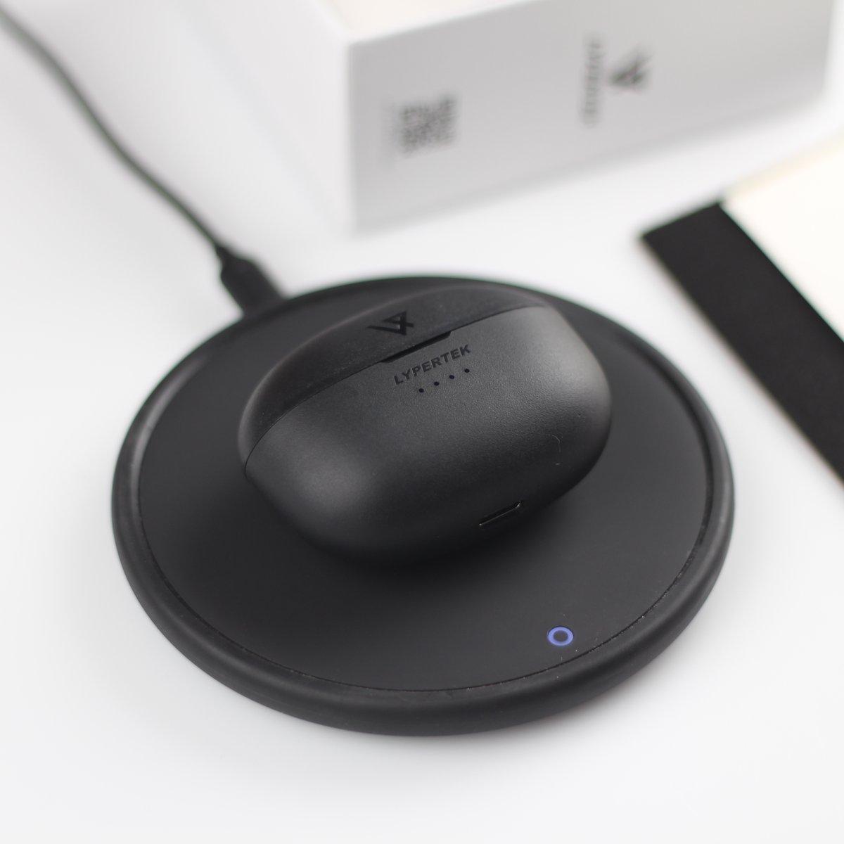 Review of True Wireless Earphones- Lypertek Levi