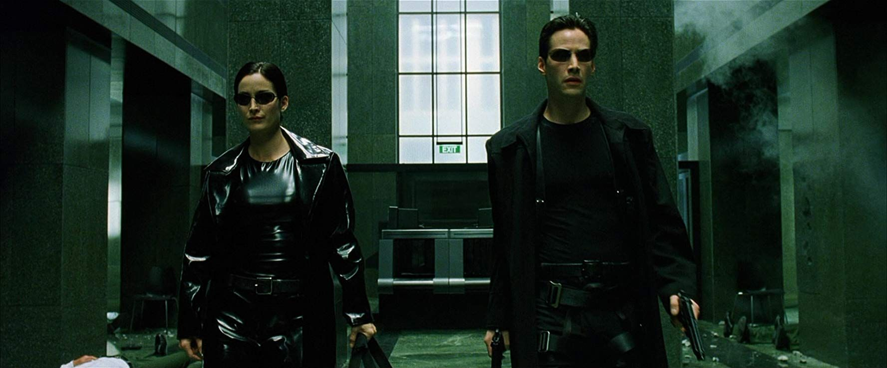 Watch Keanu Reeves's All Best Movies- Matrix in Chronological Order