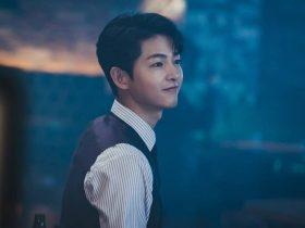 Song Joong Ki Girlfriend 2021