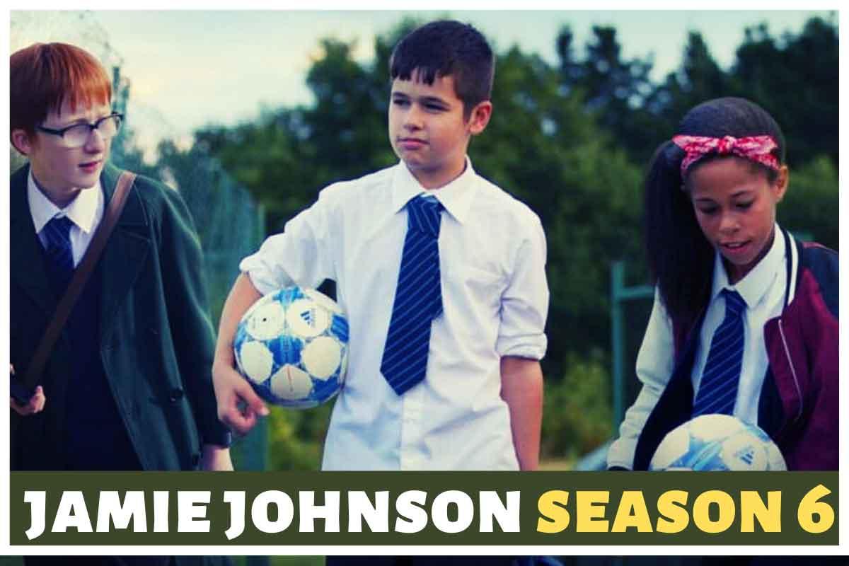 Jamie Johnson Season 6